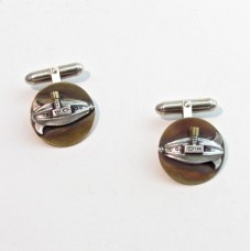 Airship Cuff Links