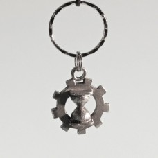 Time Travel Aid Key Chain