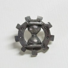 Time Travel Aid Steampunk Tac Pin